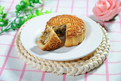 鲁味五仁月饼