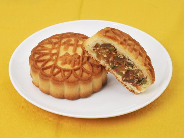 烟台中秋月饼