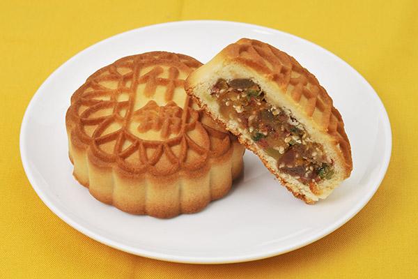 鲁味什锦月饼